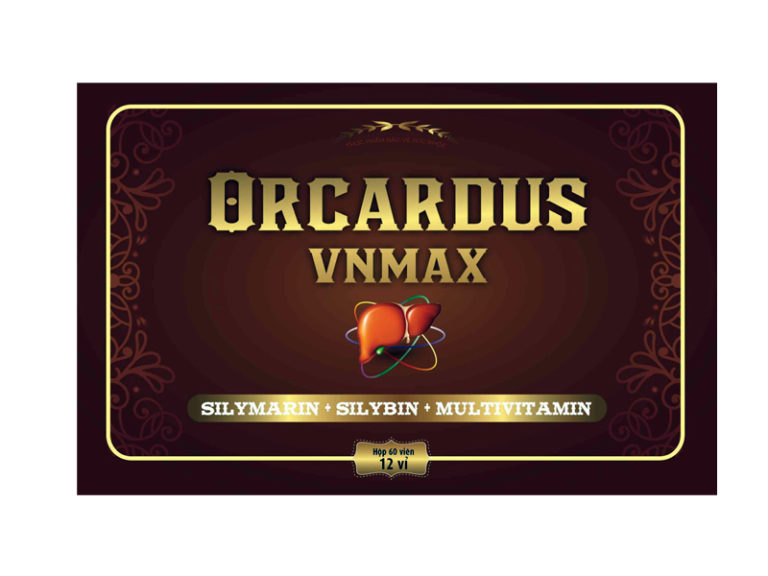 Hình ảnhThực Phẩm Bảo Vệ Sức Khỏe Orcardus Vnmax: Bảo vệ sức khỏe gan