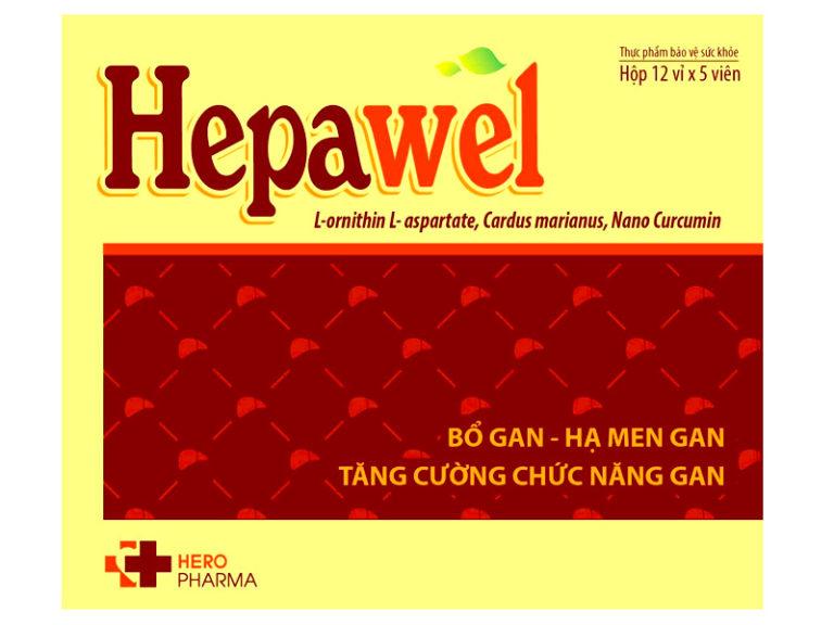 Hình ảnhBổ Gan Hepawel