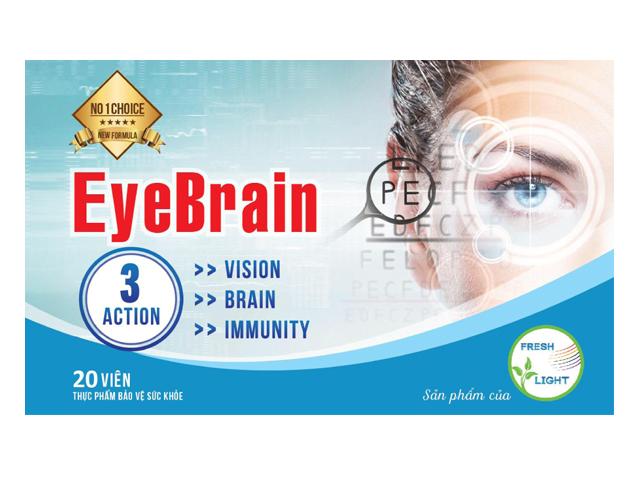 Hình ảnh EyeBrain: Viên Bổ Mắt