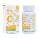 Pharmacity KIDS VITA C: Viên nhai bổ sung C cho trẻ