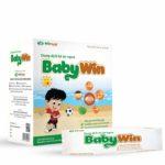 sản phẩm Siro ăn ngon BABYWIN