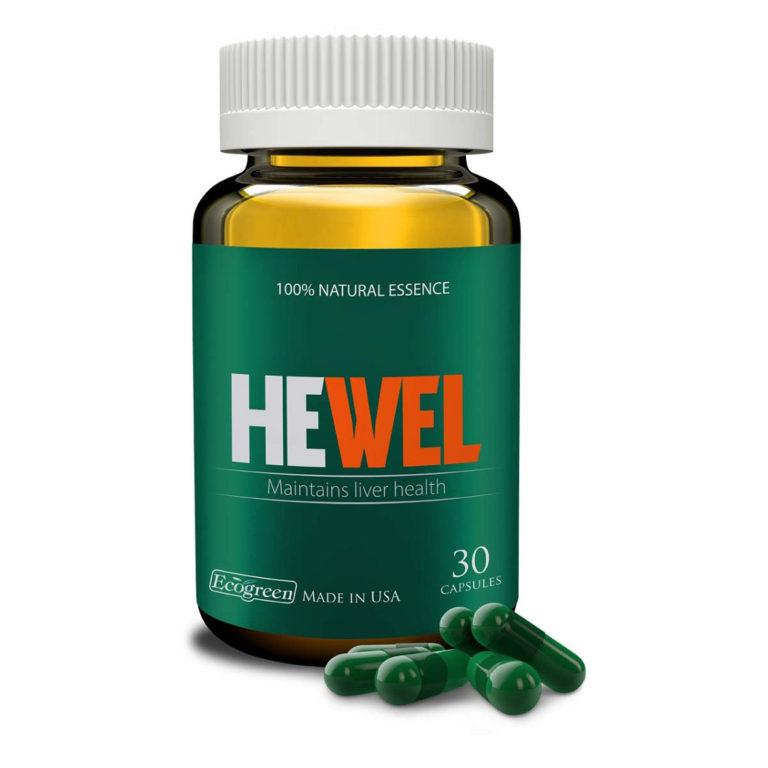 Hình ảnhHewel, viên uống hỗ trợ gan