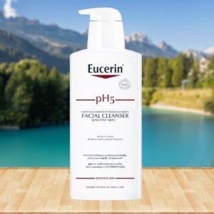 Coupon sản phẩm Giảm 30% Eucerin pH5 Facial 400mL