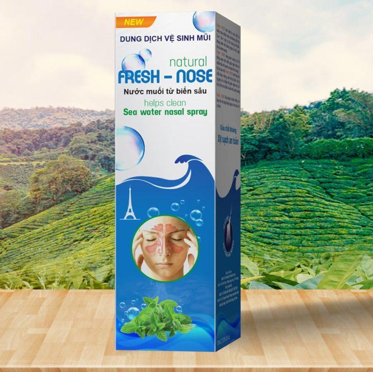 Hình ảnhDung dịch vệ sinh mũi Natural Fresh Nose