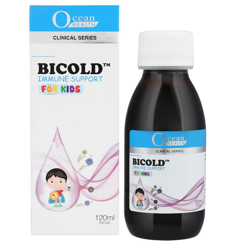 Hình ảnh Siro BICOLD™ Immune Support For Kids