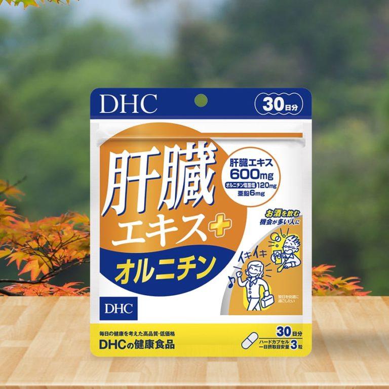 Hình ảnhDHC Liver Essence + Ornithine