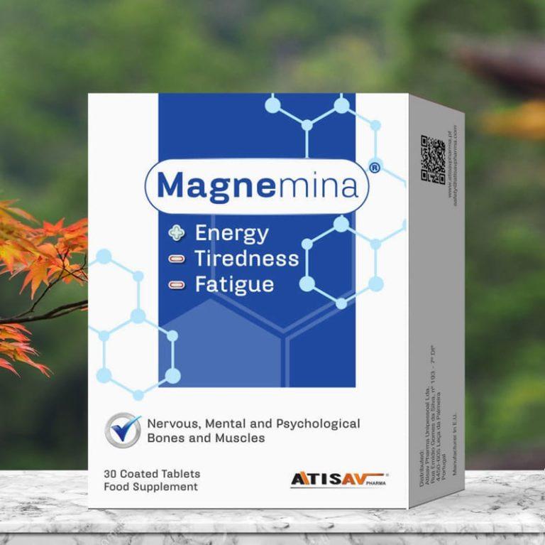 Hình ảnhMagnemina®, bổ sung magie
