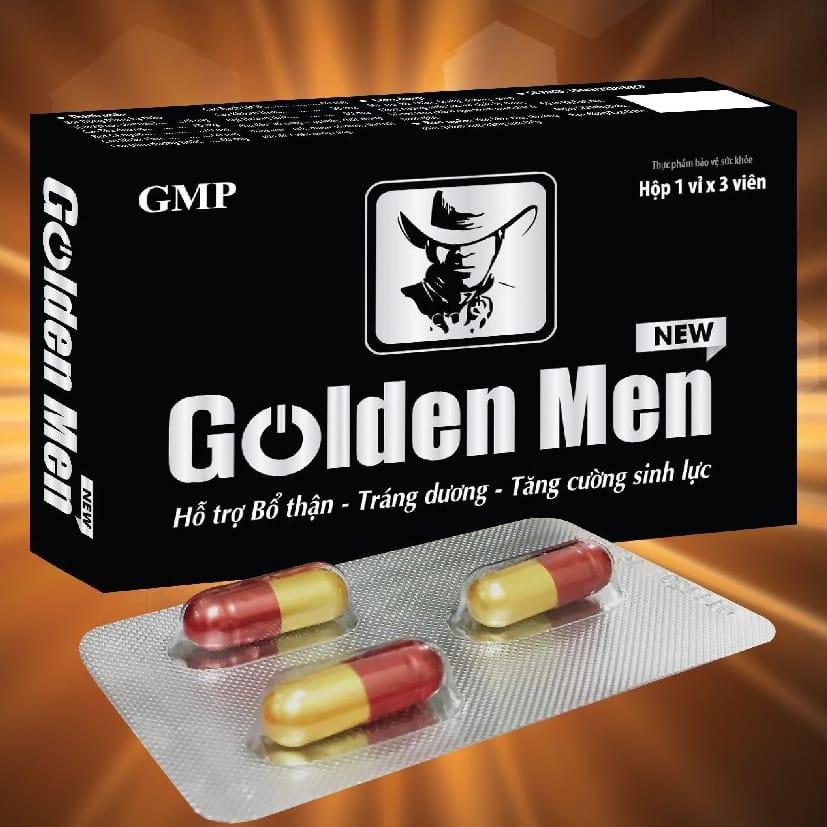 Hình ảnh GOLDEN MEN NEW