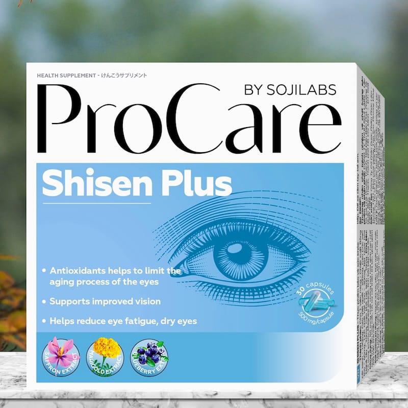 Hình ảnh Procare Shisen Plus