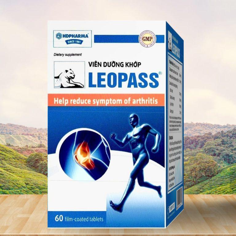 Hình ảnhViên dưỡng khớp LEOPASS