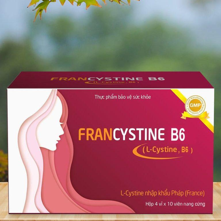 Hình ảnhFRANCYSTINE B6