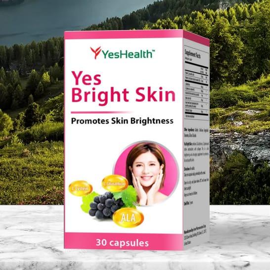 Hình ảnh Viên sáng da Yes Bright Skin