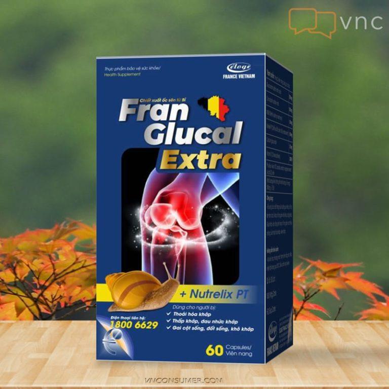 Hình ảnhFRAN GLUCAL EXTRA