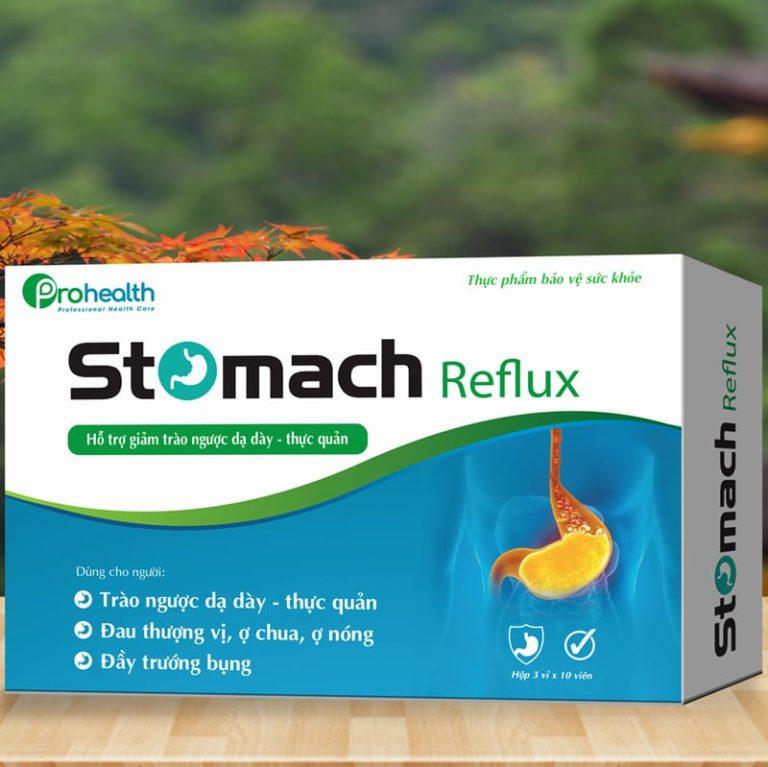 Hình ảnhStomach Reflux, giảm trào ngược dạ dày