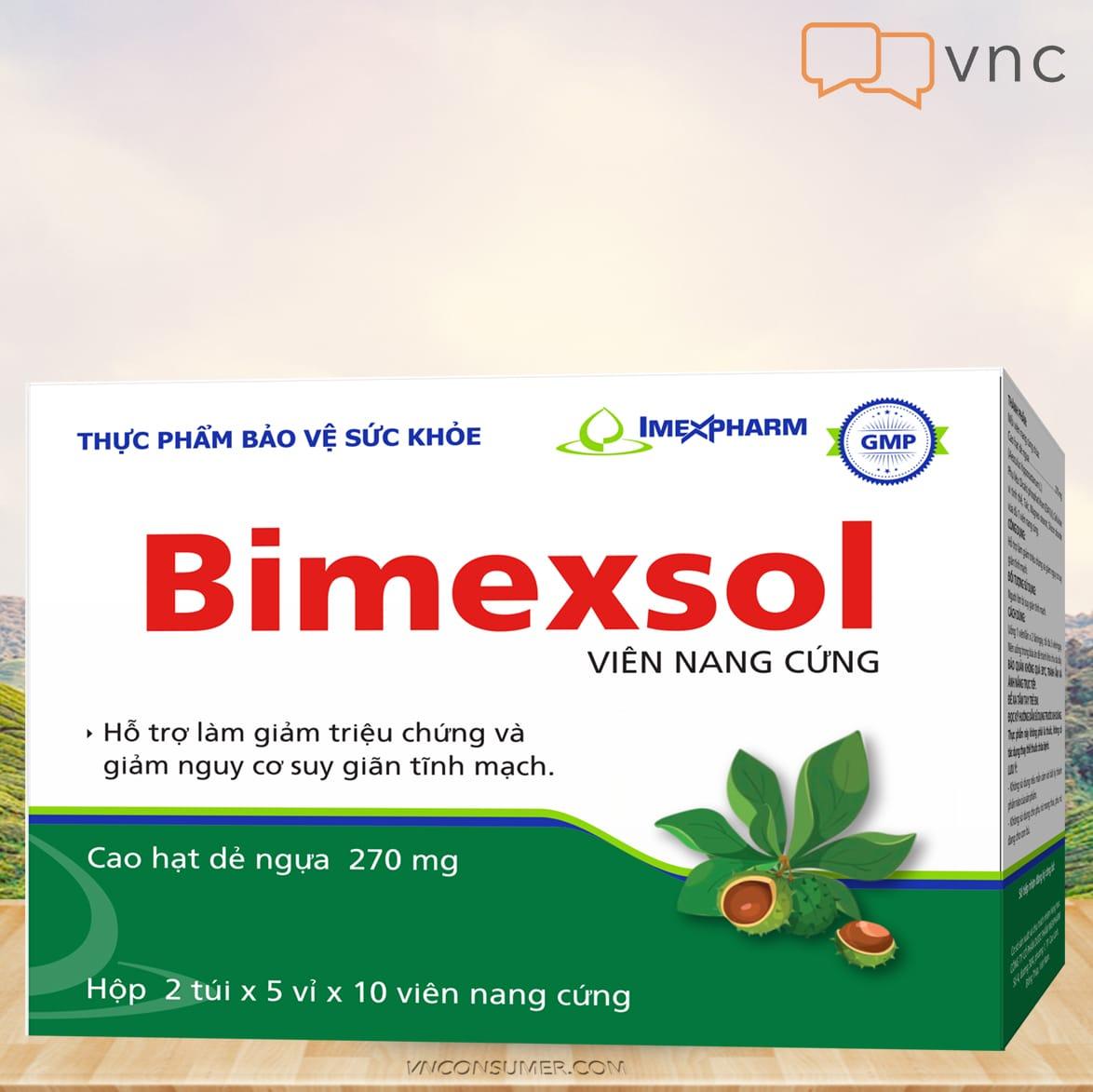 Hình ảnh BIMEXSOL