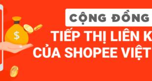 Ảnh bìa Cộng Đồng Affiliate Marketing Shopee