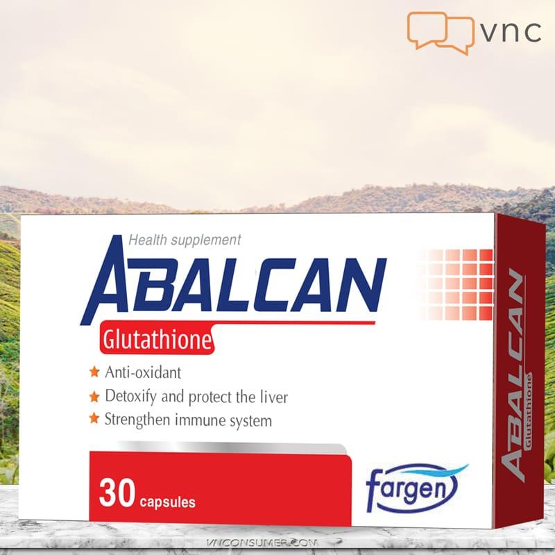 Hình ảnh Viên bổ gan ABALCAN