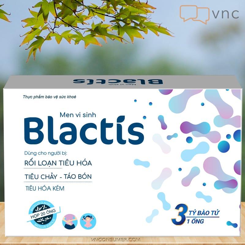 Hình ảnh Men vi sinh Blactis