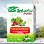 Bổ não GS Ginkgolap