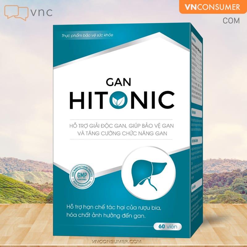 Hình ảnh Gan HITONIC