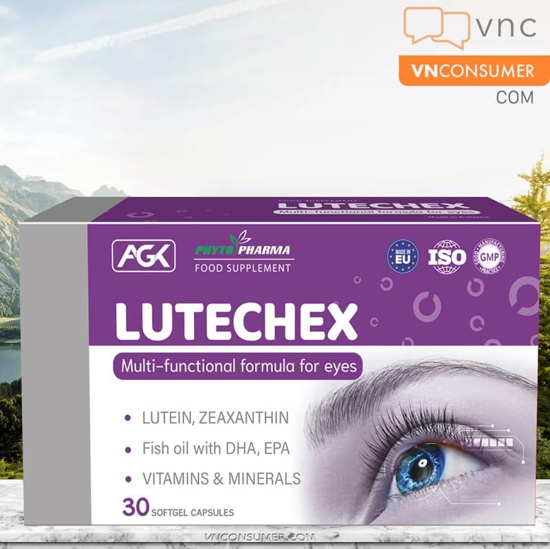 Hình ảnh Viên sáng mắt LUTECHEX