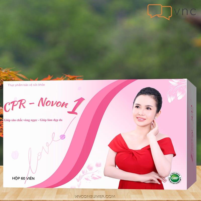 Hình ảnh Viên nội tiết tố CPR NOVON 1
