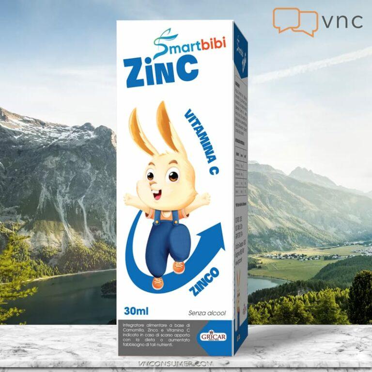 Hình ảnh Siro bổ sung kẽm SMARTBIBI ZINC