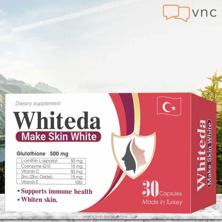 Hình ảnhViên trắng da WHITEDA