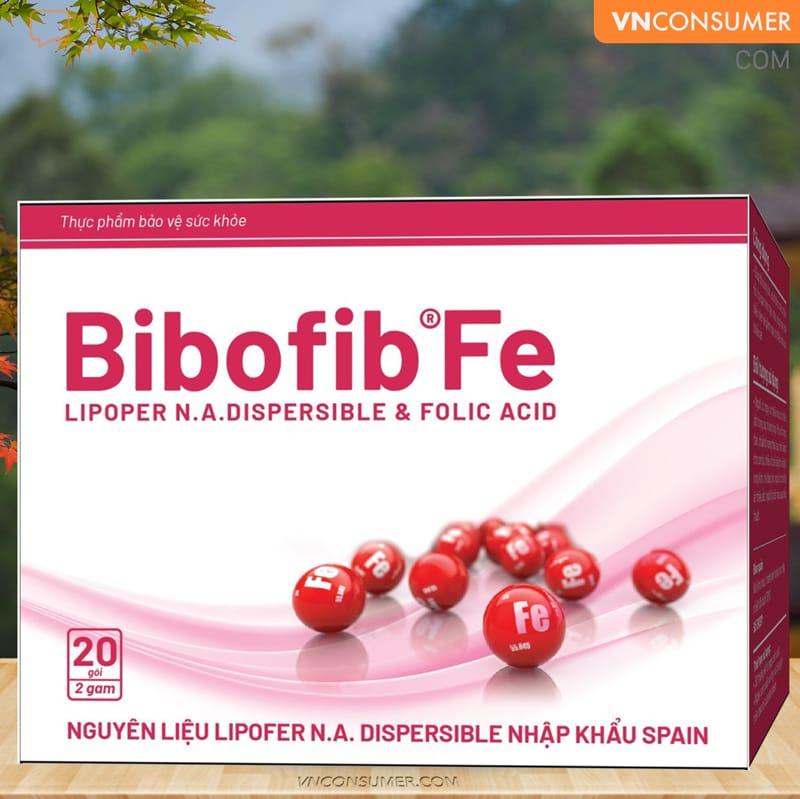 Hình ảnh Bibofib® Fe